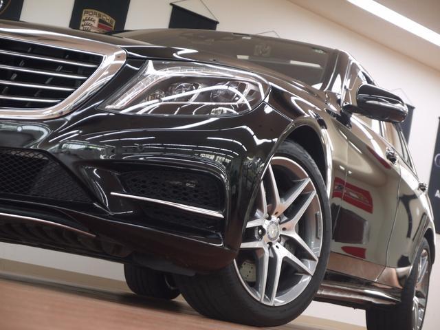 メルセデス・ベンツ M・ベンツ S400ハイブリッドAMGスポーツPKG レーダーセーフティ