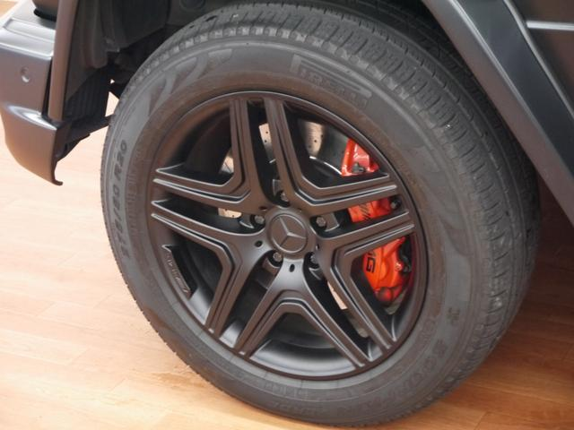 AMGG63ロング マグノナイトブラック デジーノレザー(18枚目)