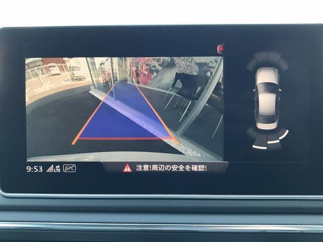 アウディ アウディ A4 2.0TFSI LED 正規ディーラー
