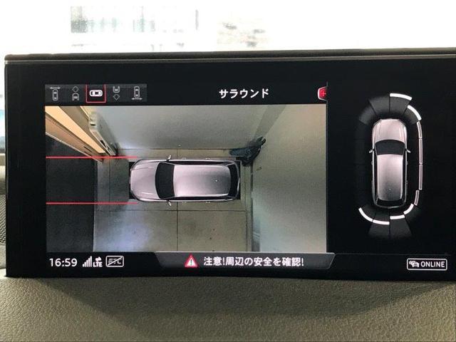 バックカメラはもちろんサラウンドビューカメラを装備しております。