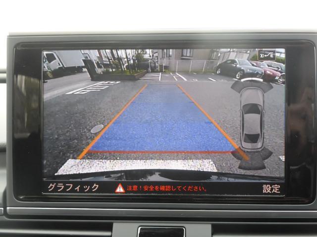 バックカメラとコーナーセンサーで駐車時も安心です。