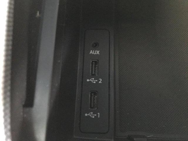 USB接続・外部接続