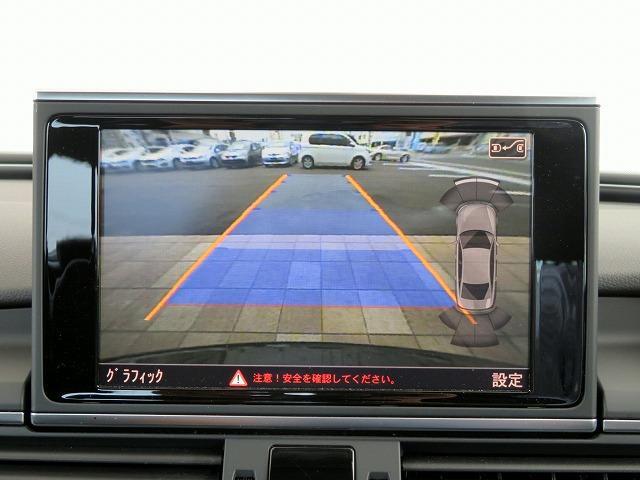 アウディ アウディ A6 2.0TFSI LEDヘッドライト SDナビ フルセグTV