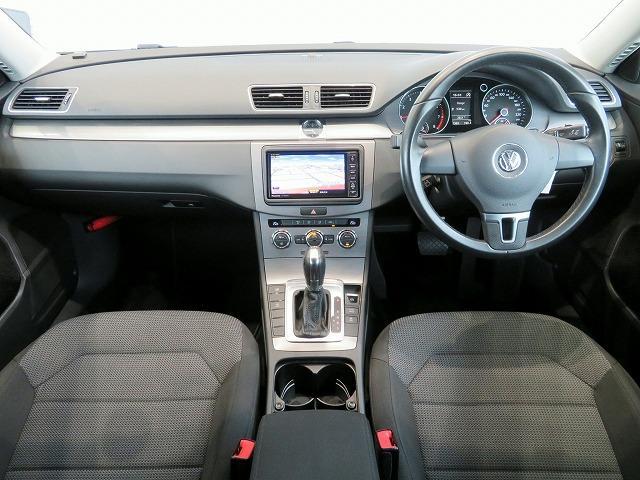 フォルクスワーゲン VW パサート TSIコンフォートラインBMT HDDナビ フルセグTV