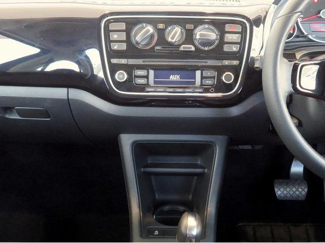フォルクスワーゲン VW アップ! ハイ アップ! 前席シートヒーター クルーズコントロール