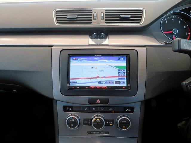 フォルクスワーゲン VW パサートヴァリアント TSIコンフォートライン SDナビ フルセグTV Bカメラ