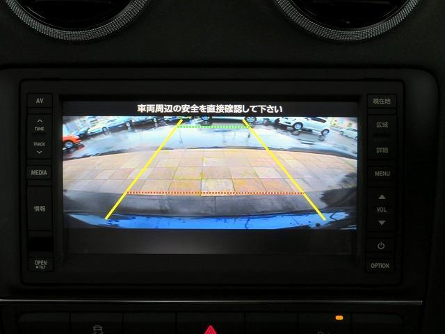アウディ アウディ A3 スポーツバック1.4TFSI 純正SDナビ フルセグTV