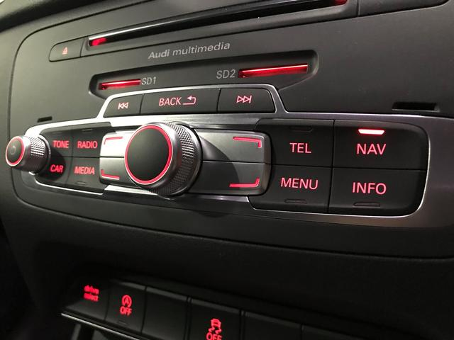 1.4TFSIスポーツ ワンオーナー 禁煙車 純正ナビ(MMI)  ETC LEDヘッドライト ヘッドライトウォッシャー スマートキー 前後障害物センサー リヤカメラ ブルートゥース対応 17インチアルミホイール 認定中古車(10枚目)