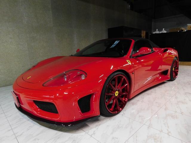「フェラーリ」「フェラーリ 360」「オープンカー」「広島県」の中古車2