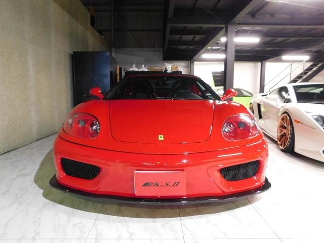 「フェラーリ」「フェラーリ 360」「オープンカー」「広島県」の中古車5