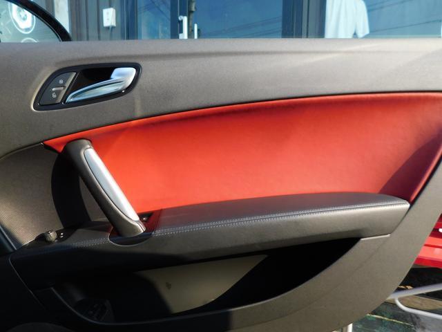 2.0TFSI クワトロ 赤革 社外20アルミ 車高調(16枚目)