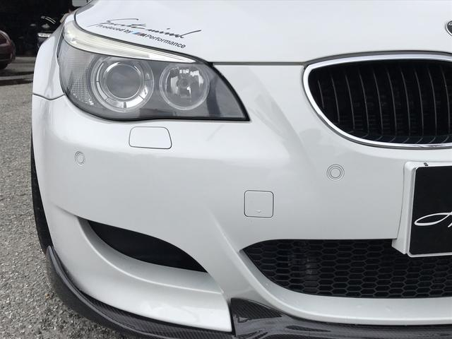 BMW BMW M5 サンルーフ キセノン ローダウン