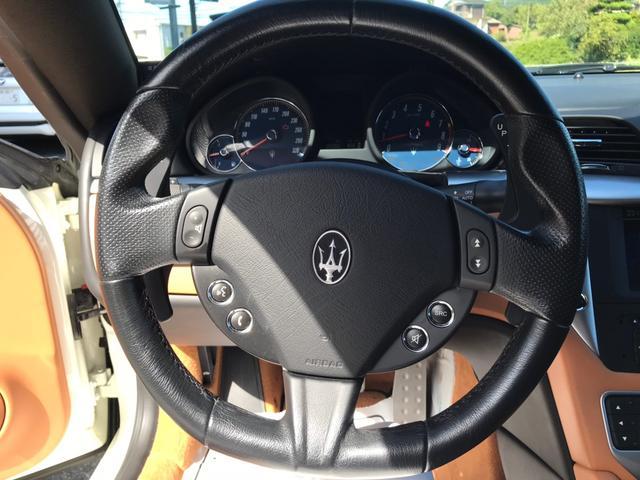 スポーツ MCオートシフト 車高調 社外マフラー 左ハンドル(18枚目)