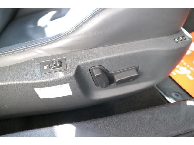 ベースグレード ワンオーナー インテグラルレザーパック 地デジ 社外ナビ 黒革 パークセンサー HID 前後障害物センサー シートヒーター パワーシート 可変リアスポイラー HID(14枚目)