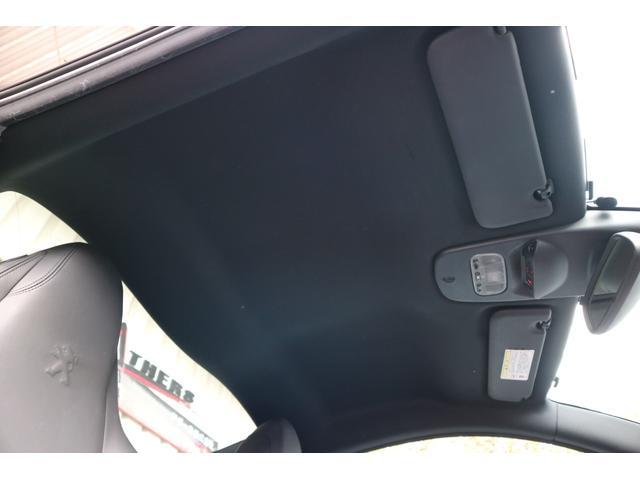 ベースグレード ワンオーナー インテグラルレザーパック 地デジ 社外ナビ 黒革 パークセンサー HID 前後障害物センサー シートヒーター パワーシート 可変リアスポイラー HID(17枚目)