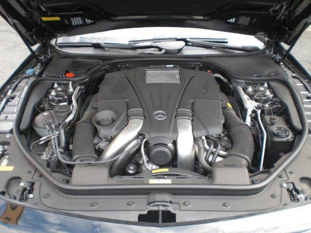 SL550ブルーエフィシェンシー(13枚目)