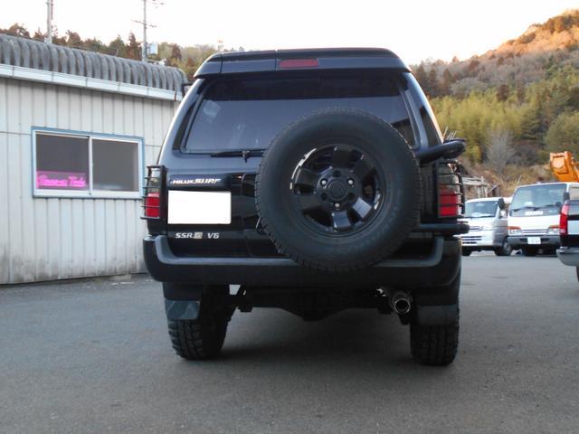 SSR-G 4WD HDDフルセグナビ ETC LEDライト(7枚目)