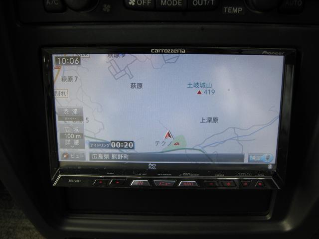 SSR-G 4WD HDDフルセグナビ ETC LEDライト(13枚目)