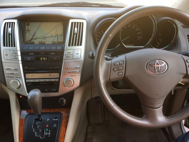 「トヨタ」「ハリアー」「SUV・クロカン」「岡山県」の中古車8