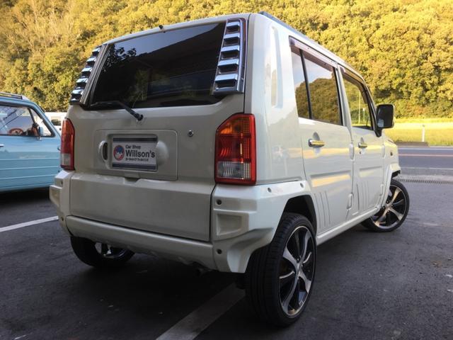 G 4WD カスタム仕様 ロクサーニ16AW ナビTV(4枚目)
