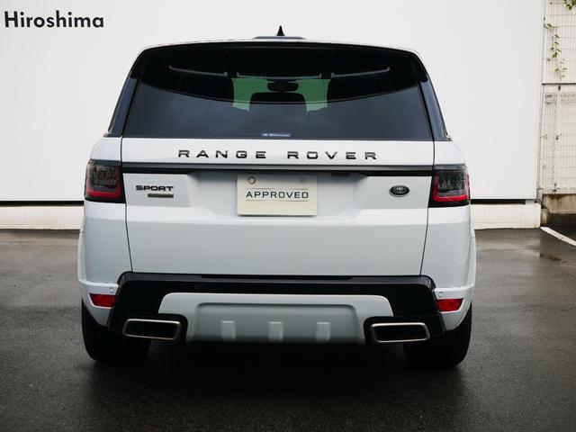 「ランドローバー」「レンジローバースポーツ」「SUV・クロカン」「広島県」の中古車3
