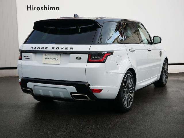 「ランドローバー」「レンジローバースポーツ」「SUV・クロカン」「広島県」の中古車7
