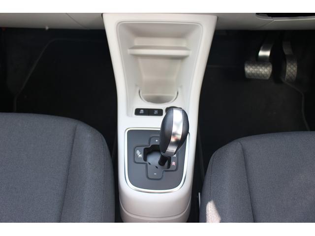 マニュアルモード付5速ASGトランスミッションAT車