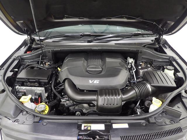 軽量かつ高効率な3.6LペンタスターV型6気筒 DOHCエンジン搭載