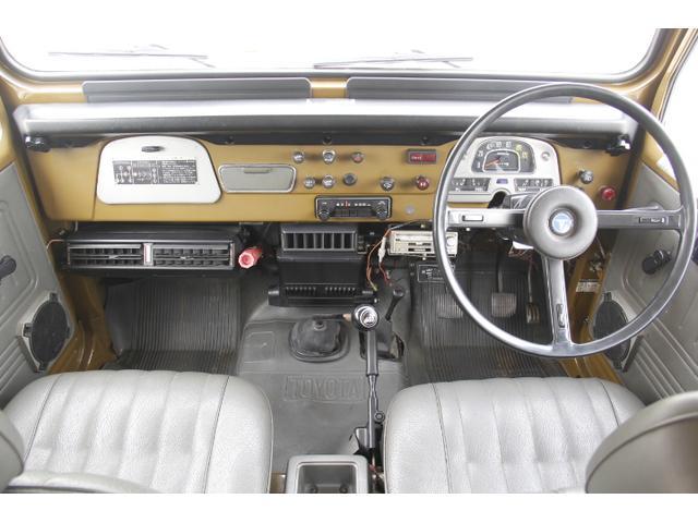 トヨタ ランドクルーザー40 40 ランクル