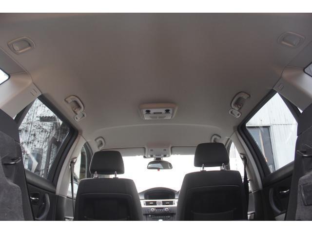 天井に弛みはありません。異臭も無く外装同様にクリーンな車両です。
