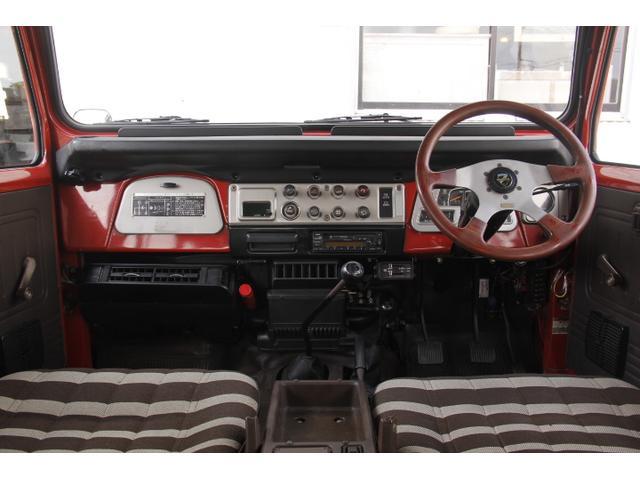 「トヨタ」「ランドクルーザー40」「SUV・クロカン」「岡山県」の中古車4