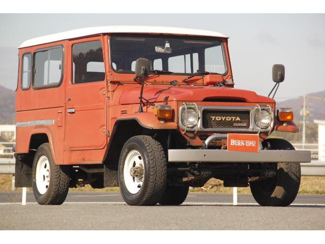 「トヨタ」「ランドクルーザー40」「SUV・クロカン」「岡山県」の中古車19