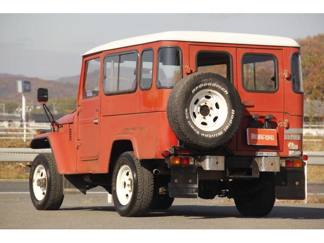 「トヨタ」「ランドクルーザー40」「SUV・クロカン」「岡山県」の中古車23