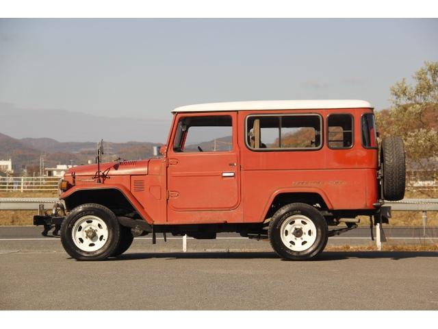 「トヨタ」「ランドクルーザー40」「SUV・クロカン」「岡山県」の中古車24