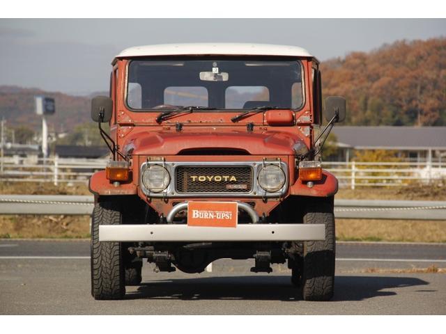 「トヨタ」「ランドクルーザー40」「SUV・クロカン」「岡山県」の中古車25