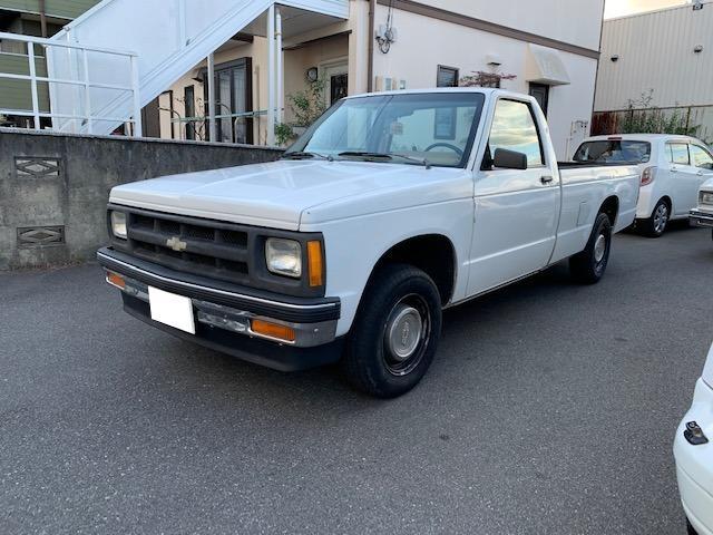 「シボレー」「シボレーS-10」「SUV・クロカン」「岡山県」の中古車3