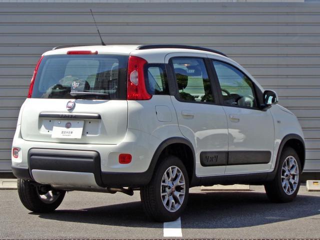 4×4イタリアーナ 新車保証継承 ETC(3枚目)