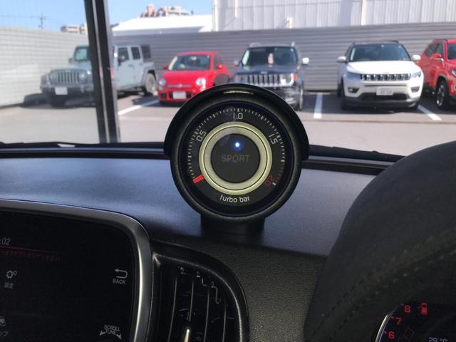 コンペティツィオーネ 5速MT 新車保証継承 カーボンシート(6枚目)