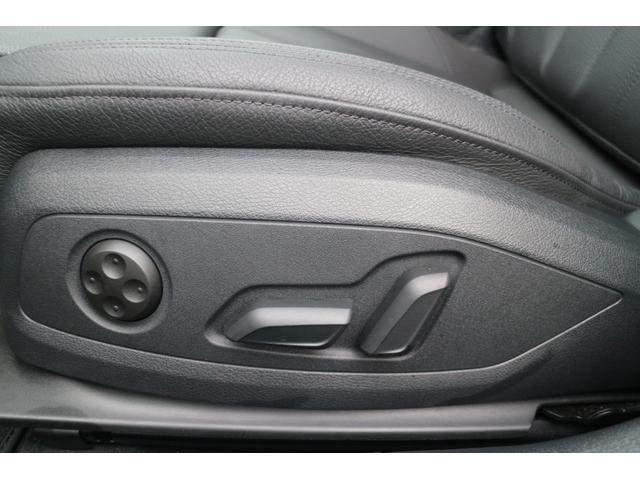 電動でシートの調節が可能です。