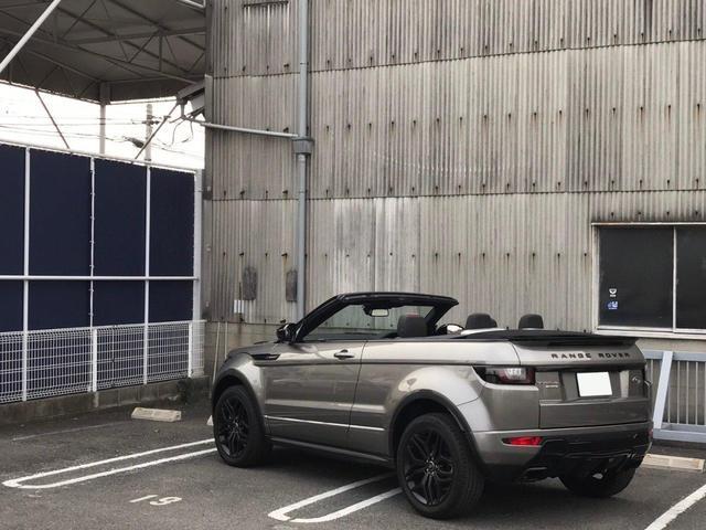 「ランドローバー」「レンジローバーイヴォークコンバーチブル」「オープンカー」「岡山県」の中古車11