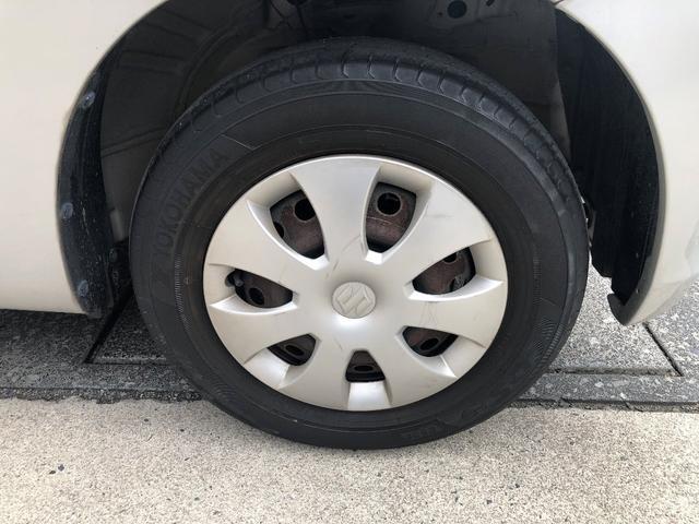 タイヤもこのままですぐに乗れますよ