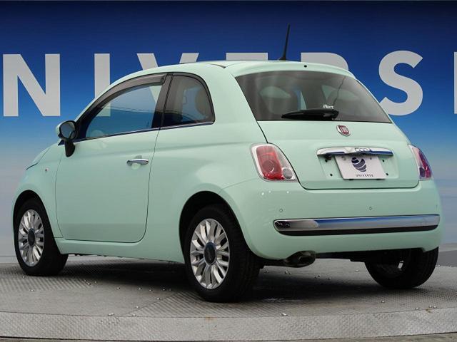 「フィアット」「フィアット 500」「コンパクトカー」「熊本県」の中古車24