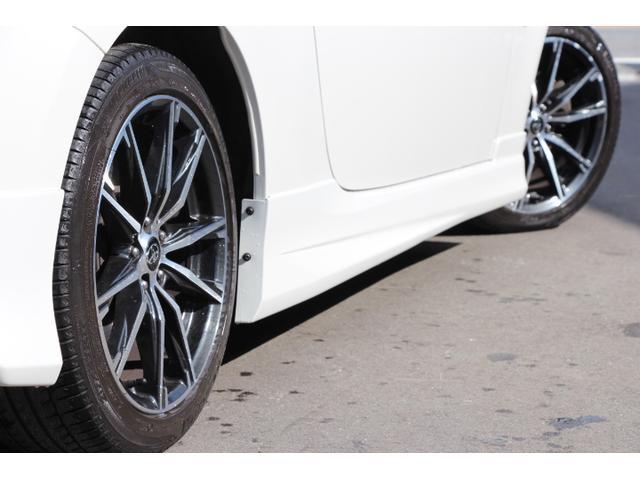 GTリミテッド 後期モデル 1オーナー モデリスタエアロFSR ハーフレザーシート シートヒーター ストラーダナビ Bluetooth対応 フェンダーイルミ クルーズコントロール スマートキー プッシュスタート(11枚目)