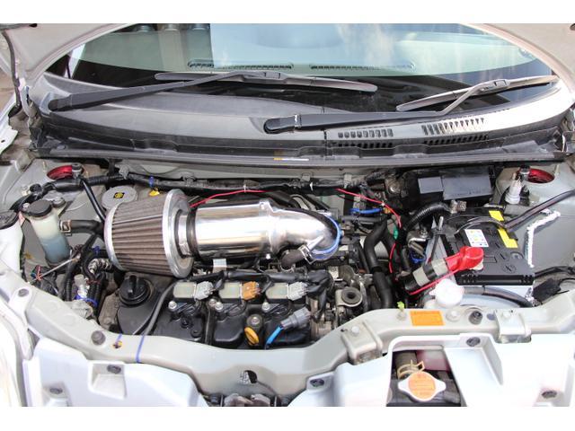 D 車高調 Rアクスル 社外サンルーフ エアロ 社外テールランプ LEDライト 追加メーター シートカバー 社外ナビ 地デジ ウインカーミラー(4枚目)