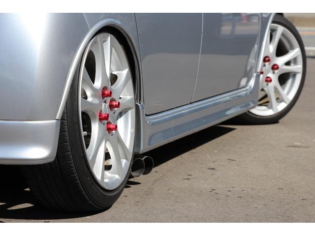 D 車高調 Rアクスル 社外サンルーフ エアロ 社外テールランプ LEDライト 追加メーター シートカバー 社外ナビ 地デジ ウインカーミラー(11枚目)
