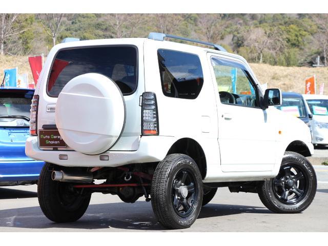 ワイルドウインド 4WDターボ 社外FRバンパー リフトアップ 社外マフラー 社外テールランプ シートヒーター(2枚目)