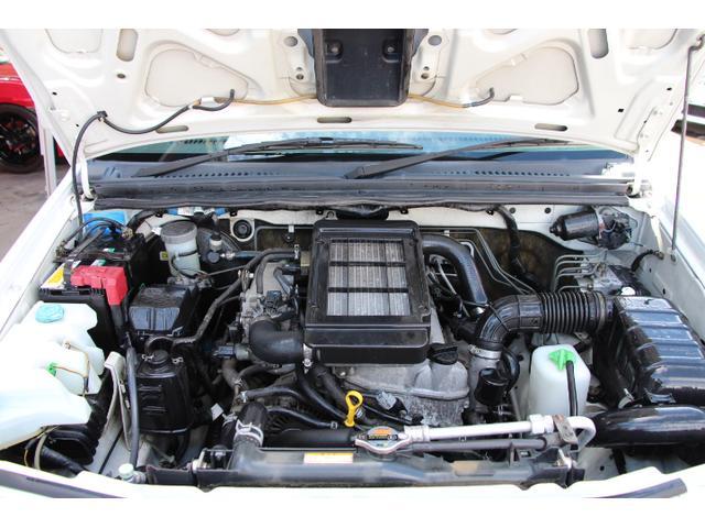 ワイルドウインド 4WDターボ 社外FRバンパー リフトアップ 社外マフラー 社外テールランプ シートヒーター(4枚目)