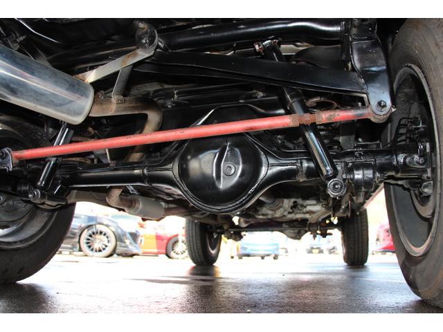 ワイルドウインド 4WDターボ 社外FRバンパー リフトアップ 社外マフラー 社外テールランプ シートヒーター(18枚目)