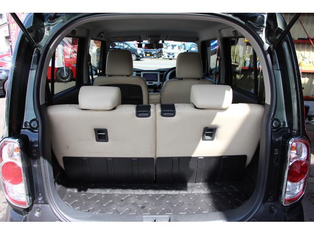 Xターボ 4WD レーダーブレーキサポート 社外ナビ Bカメラ フルセグ Bluetooth対応 DVD再生可 ETC ドライブレコーダー スマートキー イートヒーター(17枚目)