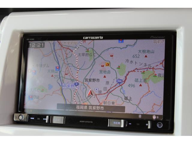 Xターボ 4WD レーダーブレーキサポート 社外ナビ Bカメラ フルセグ Bluetooth対応 DVD再生可 ETC ドライブレコーダー スマートキー イートヒーター(19枚目)